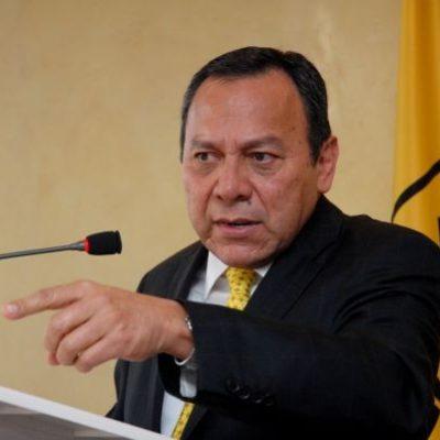 """""""LO QUE DEBE HACE PEÑA ES AMARRARLE LAS MANOS"""": Exige Zambrano investigar al delegado de Sedesol en QR"""
