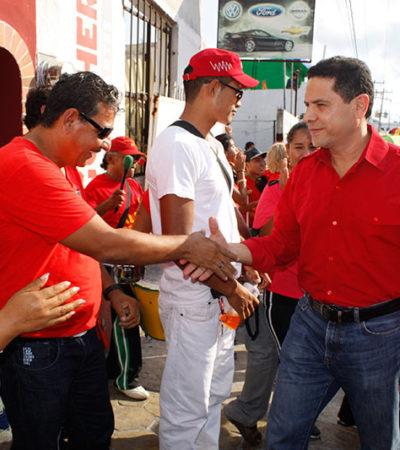 """Fracasa Greg  Sánchez en su intento por llegar al Congreso; """"a veces se gana perdiendo y a veces se pierde ganando"""", dice"""