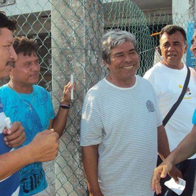 CAMPAÑAS: Llama José Hadad en Chetumal a vencer el abstencionismo para provocar el cambio