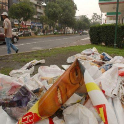 DISPUTAN LAS CALLES DE CANCÚN: Impiden en Cabildo acuerdo para ampliar restricción a la colocación de propaganda electoral; la Zona Hotelera, en la indefensión