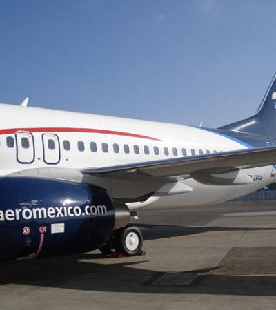 Promoverá México 'ingreso ilimitado' de aerolíneas extranjeras, dice SCT