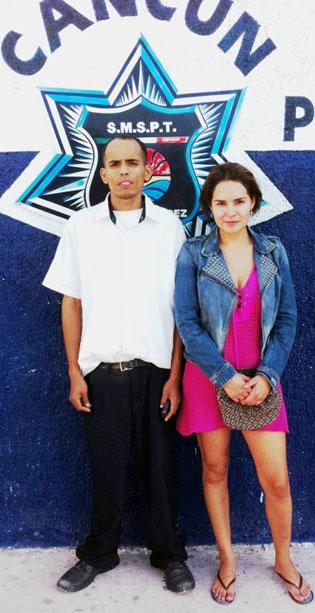Se conocieron en un taxi, se fueron a un motel y terminaron detenidos acusándose mutuamente de robo
