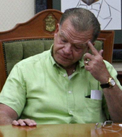 VÍA LIBRE PARA CONDENAR A GRANIER: Podrían dictar sentencia de 7 a 20 años de prisión para ex Gobernador de Tabasco