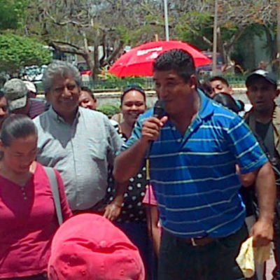 Con marcha, reclama Antorcha Campesina electrificación para 3 colonias en Cancún; acepta comuna pagar proyecto inicial exigido por CFE