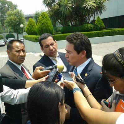 Presenta Senador de Yucatán denuncia por 'turismo electoral' en QR; pide a Peña 'jale las orejas' a Gobernadores tramposos