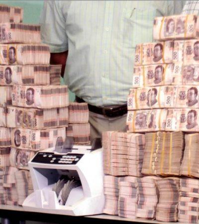 SAQUEO EN TABASCO: Incautan 100 mdp en efectivo a personajes vinculados al Gobierno del priista Andrés Granier