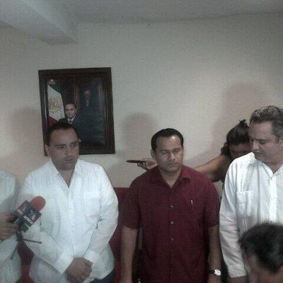 Va Juan Ignacio Hernández Mora a cargo en el Sistema Nacional de Seguridad Pública; designan relevo en la Subprocuraduría de la Zona Norte