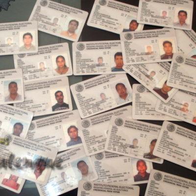 ESTRATEGIA DEL FRAUDE: Investiga IFE migración de 2,500 electores de Yucatán a QR: los borrarían del padrón
