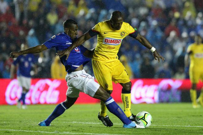 CRUZ AZUL PEGA PRIMERO: Gana 'La Máquina' 1-0 a Águilas del América en partido de ida de la Final del futbol mexicano