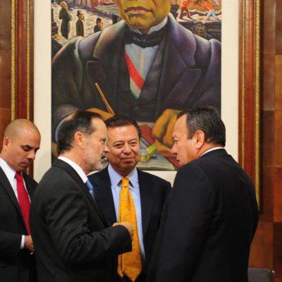 Acusa Madero a Segob y a Gobernadores del PRI de no actuar contra delitos electorales; en el Pacto, puro 'show', dice