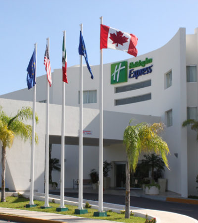 Venden en 135.8 mdp el hotel Inn Express Playa del Carmen al fideicomiso Fibra Inn