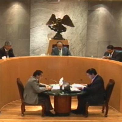 OFICIAL, ANULAN ALIANZA PAN-PRD: Ratifica el TEPJF fallo del Teqroo para revocar acuerdo de coalición en Quintana Roo; con papel o sin papel, habrá 'alianza de facto': partidos