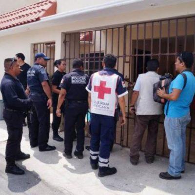 Violento asalto en vivienda de la Región 95 en Cancún