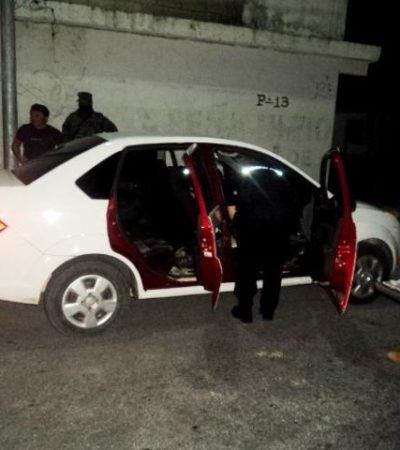 Participa la Armada en operativo contra 'giros negros' en Playa