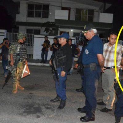 Casi 48 horas después, ordena Borge cese de policía por secuestro y tortura de hombre junto a empresario de Playa