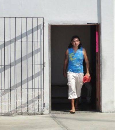 REVÉS A LA PROCURADURÍA: Sale libre hombre acusado de ejecución en 2011 en Cozumel