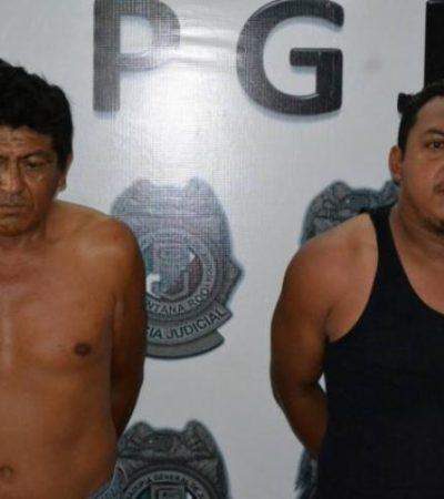 Detienen a 3 hombres por abusar sexualmente de menores en Cancún