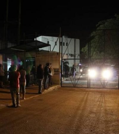 Asegura diario que reos salen por las noches de la cárcel de Cancún