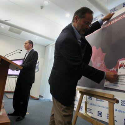 MUESTRA PRI 'EL COBRE': Presenta PAN 17 nuevas quejas por irregularidades del PRI en estados con elecciones; QR, embarrado