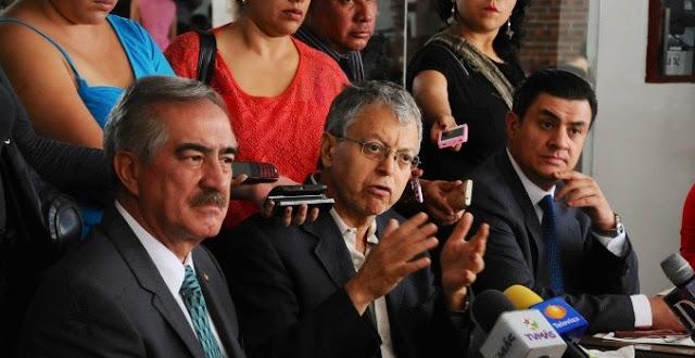 SENADORES  ESCULCAN  A BORGE: Arribará comisión para investigar denuncias de delitos electorales del Gobernador en QR