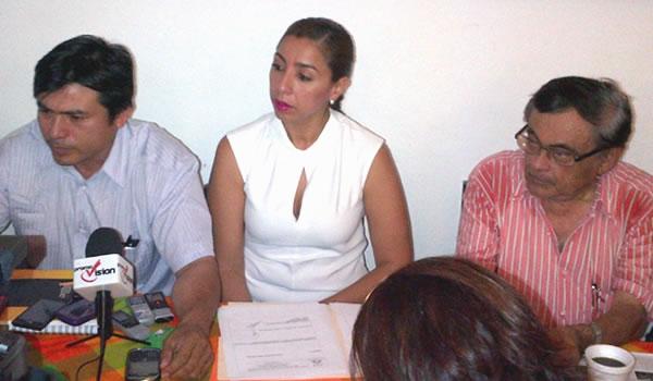 Que no la den 'por muerta', pide Marybel Villegas tras ser expulsada de la contienda interna del PRD; da su apoyo a Arjona Burgos