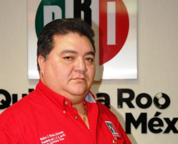 Pide Pedro Flota al PAN probar denuncias de irregularidades y fanfarronea: El PRI no necesita de 'vejigas para nadar'