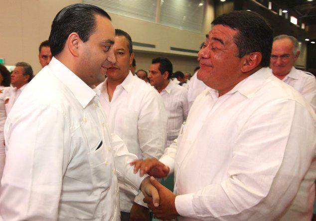 REAVIVAN CONFLICTO LIMÍTROFE: Intercambian reclamos Gobernadores de QR y Campeche por disputa territorial