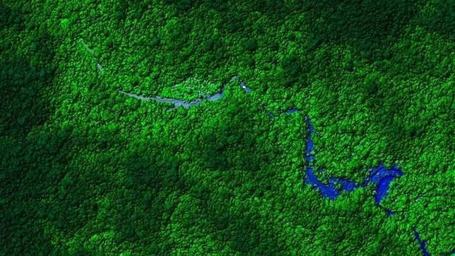 Revelan descubrimiento de dos ciudades perdidas en la selva de Honduras