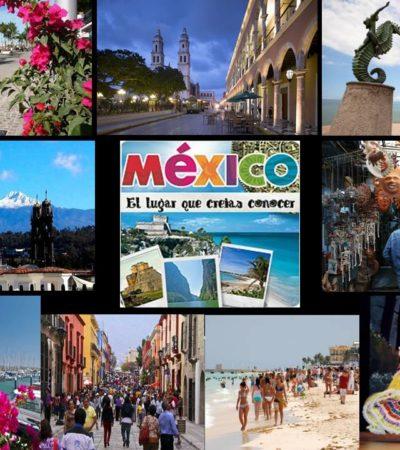 YA ES OFICIAL: Sacan a México del Top 10 de la OMT de los países más visitados del mundo