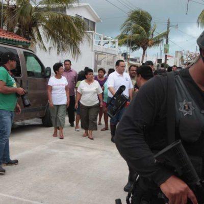 EL MIEDO DE 'BETO'   LE DAN ESCOLTAS AL GOBERNADOR POR 15 AÑOS: Aprueba Congreso 'blindaje total' para Borge en el 'paquete de impunidad'