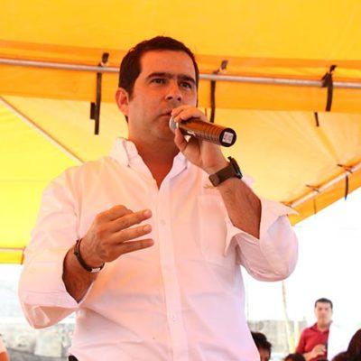 CAMPAÑAS: Compromete Jorge Aguilar Osorio más recursos para drenaje pluvial de Cancún con una nueva mayoría en el Congreso