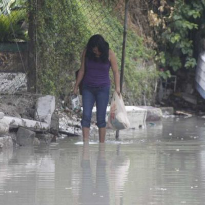 Emite Segob declaratoria de desastre para 4 municipios de Campeche