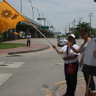 CAMPAÑAS: Desde los cruceros de Playa, Orlando Muñoz llama al cambio en Solidaridad