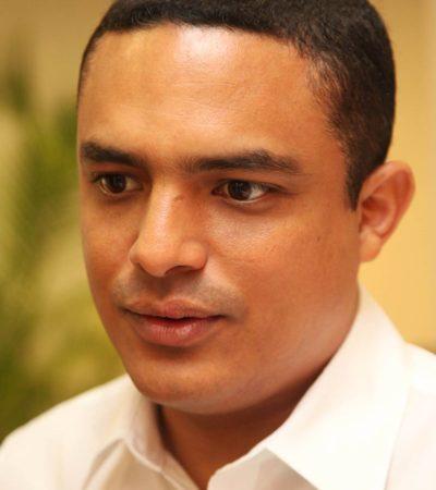 El PRI va por la 'continuidad' en Quintana Roo, amenaza Raymundo King
