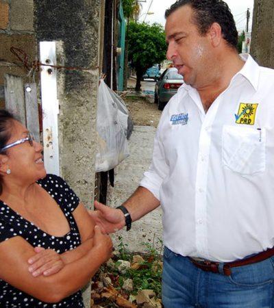 CAMPAÑAS: Urge transparentar asignación de recursos: Gerardo Mora