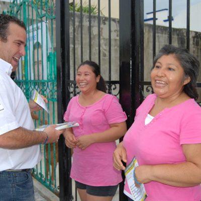 """CAMPAÑAS: """"Vamos por un mejor sistema de justicia"""": Gerardo Mora"""