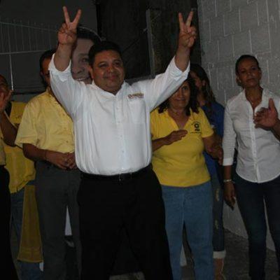 """CAMPAÑAS: """"Estamos a 30 días del triunfo, vamos por la victoria"""": Orlando Muñoz"""