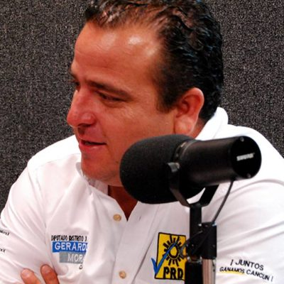 CAMPAÑAS: No a la manipulación electorera de la asistencia social: Gerardo Mora