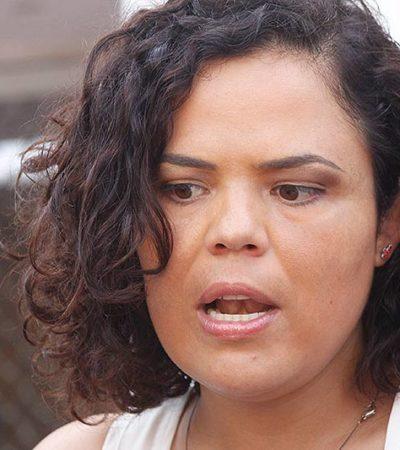 Lamentable si gobierno estatal usa dinero de Conagua en campañas políticas: senadora panista