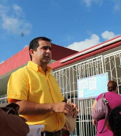 Exige diputado Jorge Aguilar Osorio cesen ataques y persecución contra perredistas