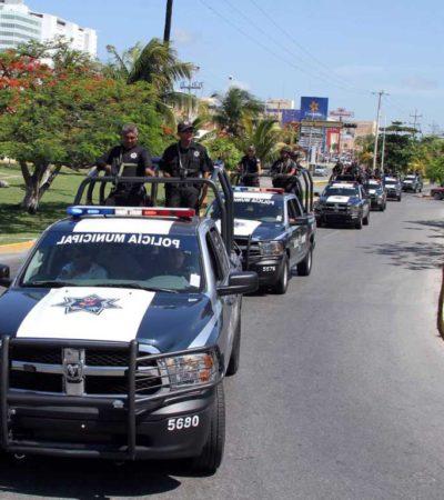 TENSIÓN INTERNA EN LA POLICÍA: Que peritos deben pagar cuotas de $300 a superiores en Cancún