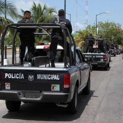 ASÍ APLICAN LA CENSURA EN CANCÚN: Graba abuso policiaco, lo detienen y lo acusan de 'halconeo'