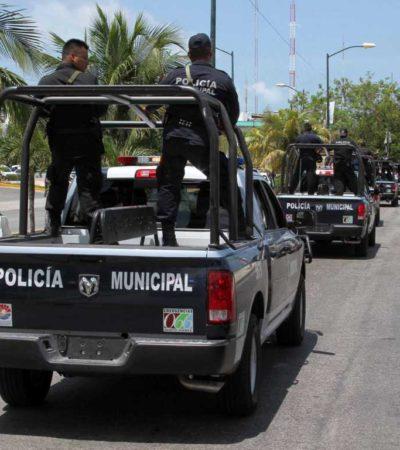 Rompeolas: ¿Inseguridad en Cancún? No hay ni para la gasolina de las patrullas