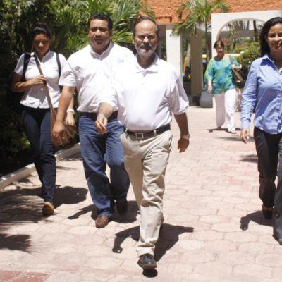 Acusa Madero a Gobernadores como Borge por buscar 'reventar' el Pacto y hacer naufragar reforma política