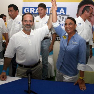 RATIFICAN ALIANZA DE FACTO EN QR: Cierran filas PAN y PRD con Graciela Saldaña en Cancún