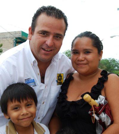 CAMPAÑAS: Más y mejores servicios de salud propone Gerardo Mora