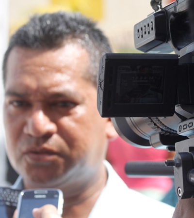 Christian Vicente Córdova no podrá salir libre antes del miércoles: PGJ