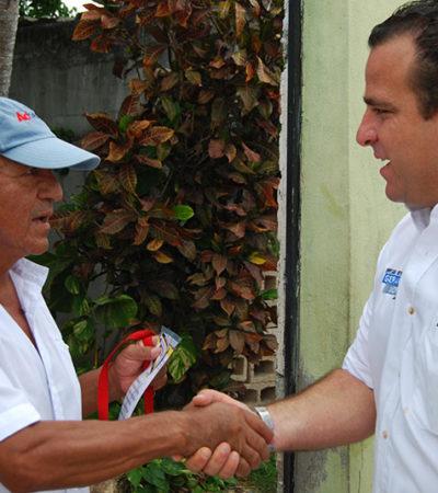 CAMPAÑAS: Apoyo a Pymes para fomentar empleo propone Gerardo Mora