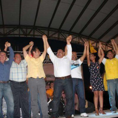 CAMPAÑAS: Anticipa Orlando Muñoz muchos gobiernos del PRD a partir del 7 de julio