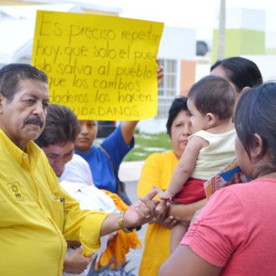 Armando Ventre, candidato de la alianza de facto PRD-PAN a la Alcaldía de Tulum, hospitalizado, pero su hijo desmiente haya muerto